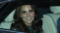 Video of Kate Middleton driving