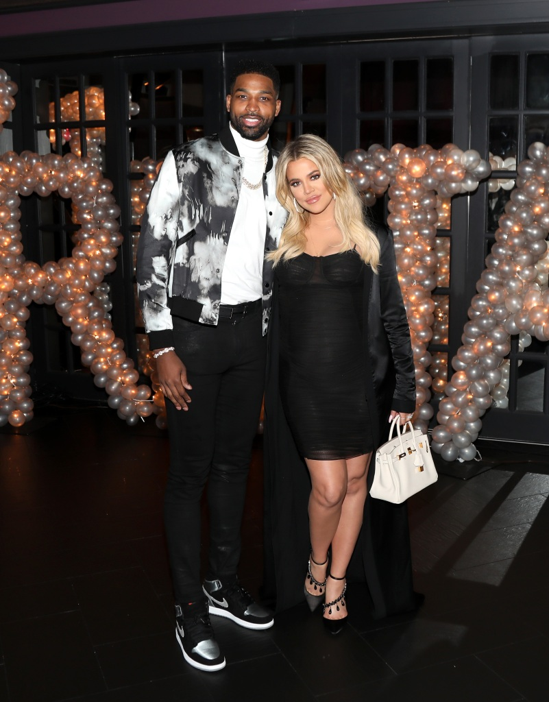 Tristan Thompson cheats on Khloe Kardashian