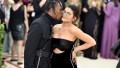 Travis Scott, Kissing, Kylie Jenner, Met Gala 2018