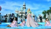 Gwen Stefani Princess Disneyland