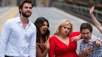 Liam Hemsworth, Priyanka Chopra, Rebel Wilson