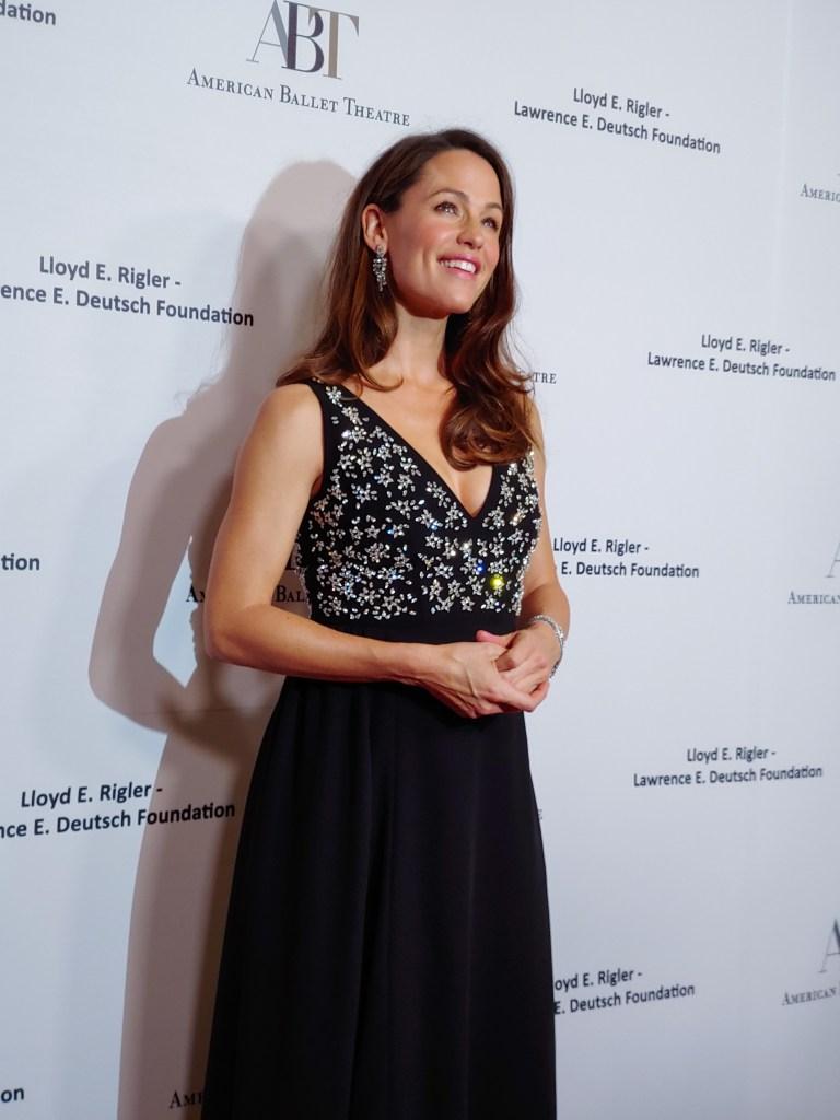 Jennifer Garner at American Ballet Theatre's Annual Holiday Benefit