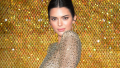 Kendall Jenner, Fashion Awards, Gold Gown