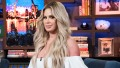 Kim Zolciak onWatch What Happens Live With Andy Cohen