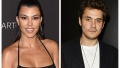 Kourtney Kardashian, Smiling, John Mayer, Split