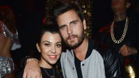 Kourtney Kardashian And Scott Disick Spotted In Bed Together