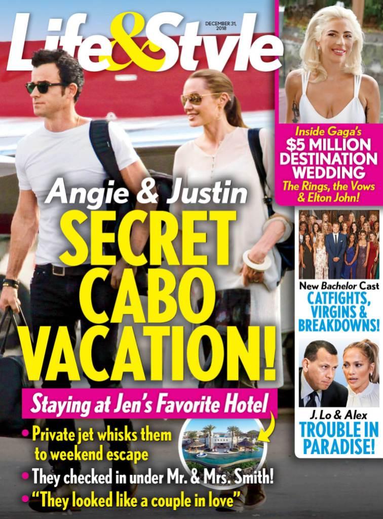 Lady Gaga and Christian Carino wedding details