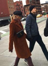 Taylor Swift, Joe Alwyn, Walking, NYC