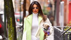 Priyanka Chopra Is Still In Bridal Mode, Stuns In Bright White Outfit In NYC