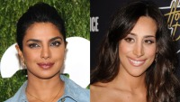 Priyanka Chopra and Danielle Jonas Side By Side