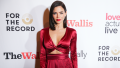 Jenna Dewan, Red Outfit, Posing
