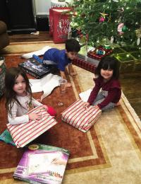 Snooki's Kids, JWoww's Kids, Holiday Celebration