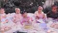 Kardashian Baby Party, Stormi, True, Chicago, Dream, Saint