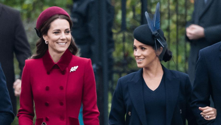 Kate Middleton, Meghan Markle, Christmas Celebration