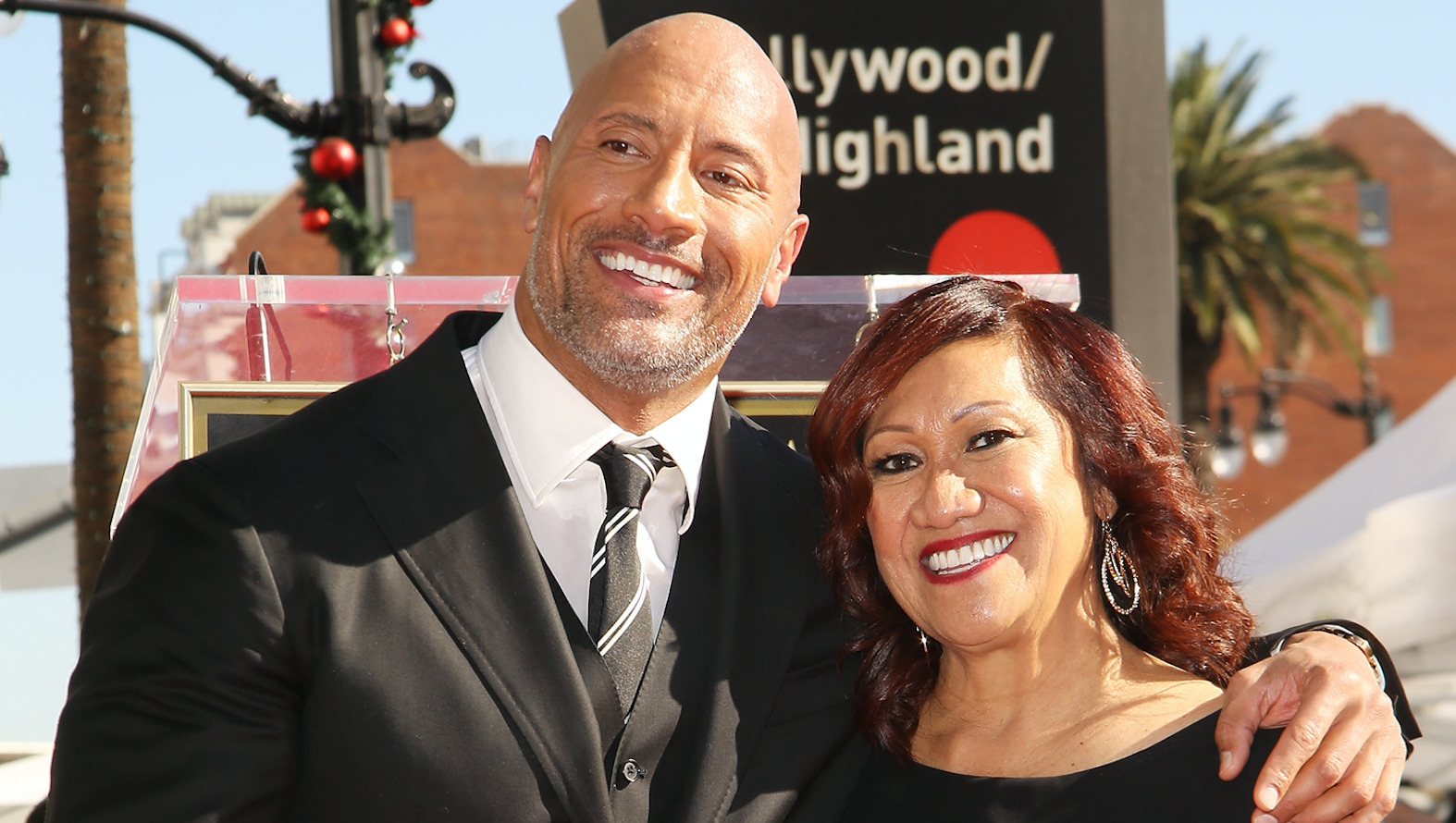 Season Of Giving! The Rock Gifts His Mom A Home For The Holidays — See The Sweet Video!