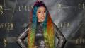 Cardi B, Rainbow Hair