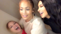 Sia, Jennifer Lopez, and Kim Kardashian