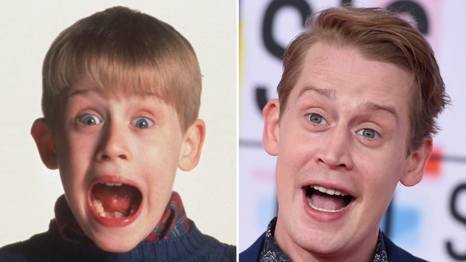 home alone then vs now