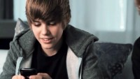 justin bieber in 'one time' music video