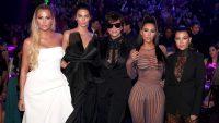 kim khloe kourtney kardashian mason reign disick birthday