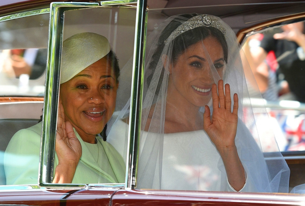 Meghan Markle's Mom Doria Reportedly Will Not Be Celebrating Christmas With The Royal Family