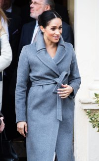 Meghan Markle Sparkles In Super Festive Outfit