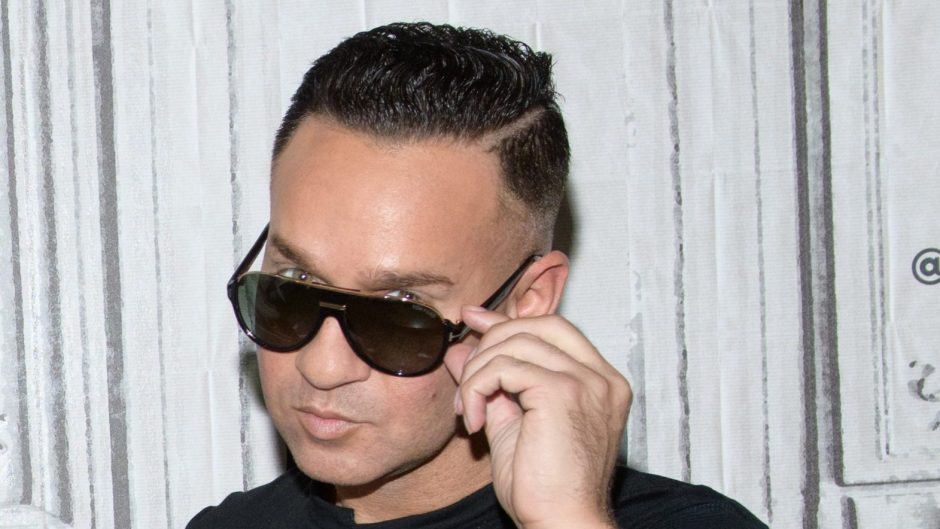 mike sorrentino situation sobriety