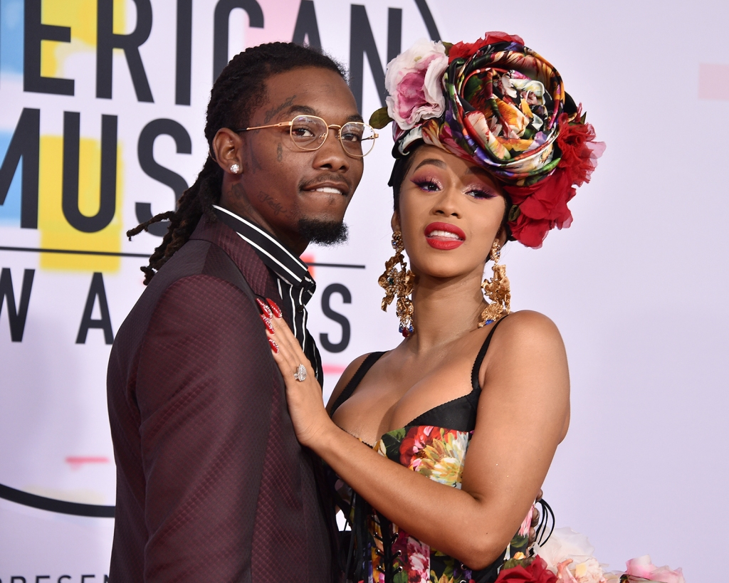 Offset Speaks Out About Split F Ck Ya Ll I Miss Cardi: Cardi B Says Men Have Been Sliding Into Her DMs Post