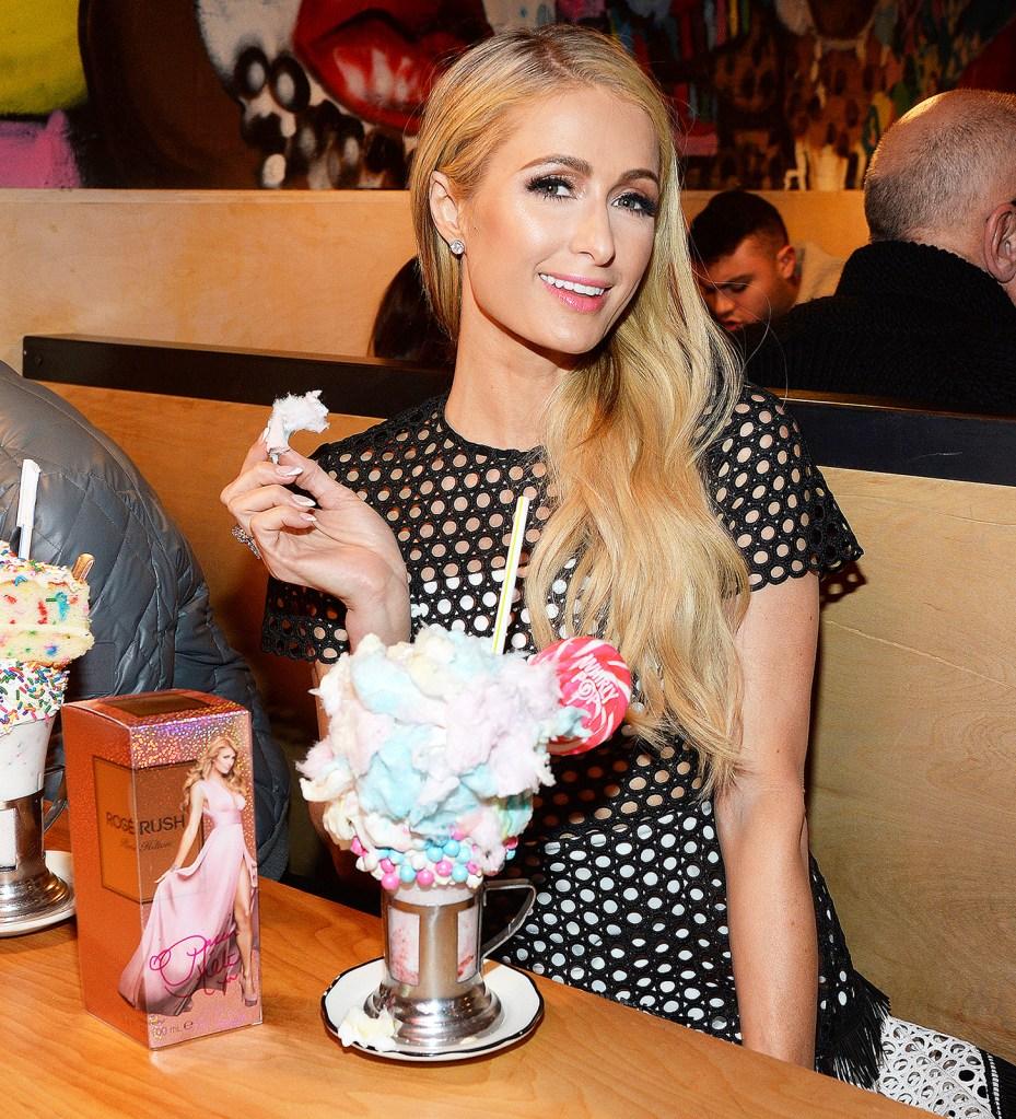 Paris Hilton Platinum Rush Black Tap