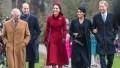 Royal Family Christmas Outfits