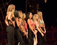 COURTNEY, CAELYNN, KIRPA, TRACY, DEMI, HEATHER group date episode 3 the bachelor