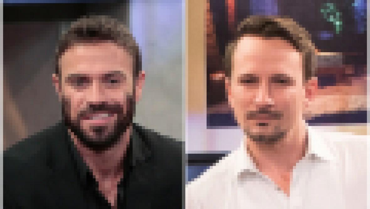 Bachelorette Chad Johnson and Evan Bass Feud