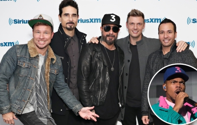 Howie Dorough from Backstreet Boys Teases A Future Chance The Rapper Collaboration