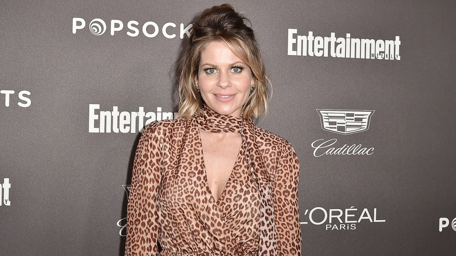 Candace Cameron super sexy look