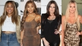 Celebrity Weight Loss Stories, Jordyn Woods Before and After, Khloe Kardashian Before and After