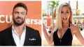 A split image of Bachelor contestant Chad Johnson and Kendra Wilkinson