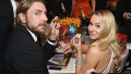 Dax Shepard and Kristen Bell at the 2019 Golden Globes