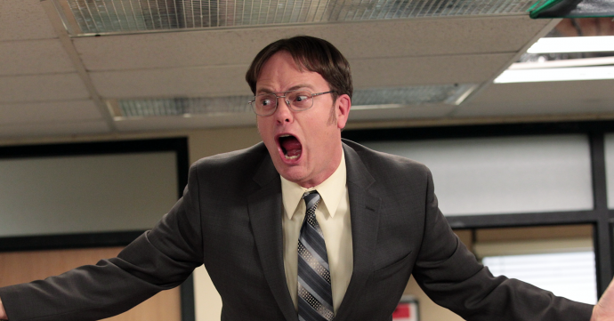 Dwight Schrute's Most Iconic Lines From 'The Office,' in Honor of Rainn Wilson's Birthday