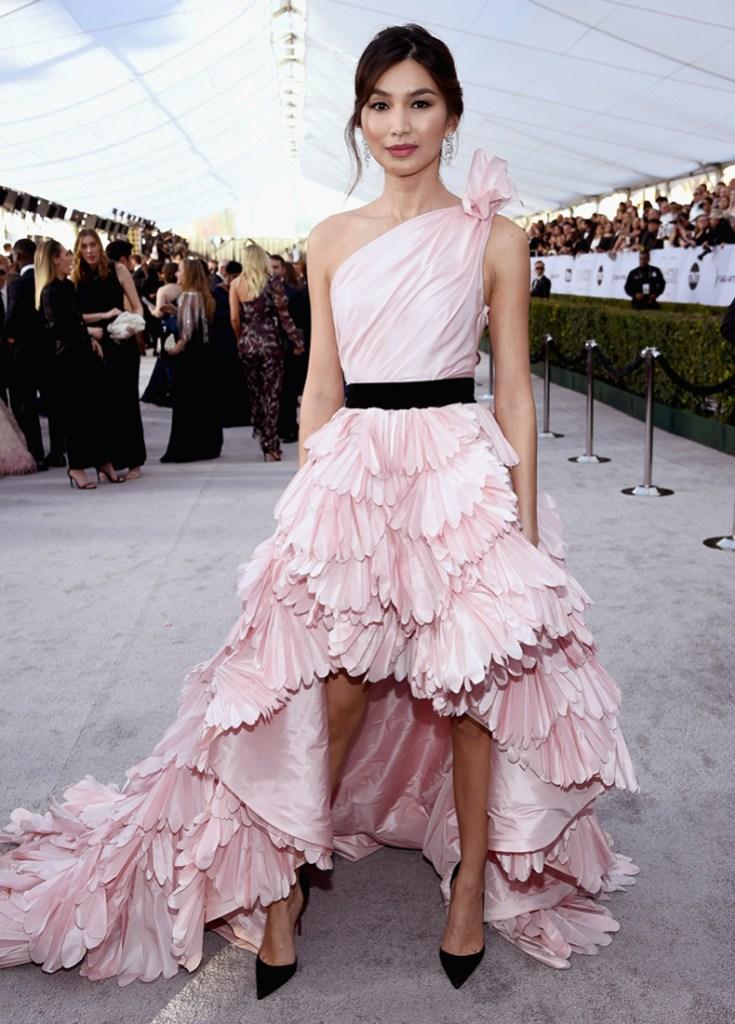 Gemma Chan SAG Awards 2019
