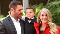 Carrie Underwood Mike Fisher kids
