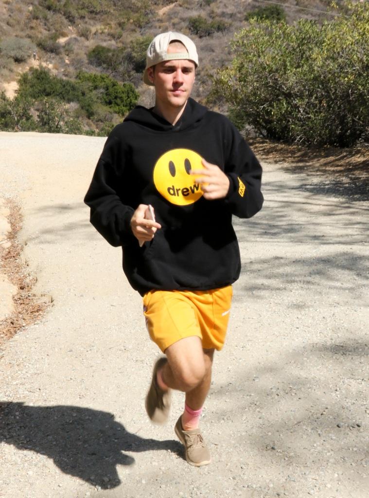 Justin Bieber Drew clothing line