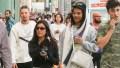kourtney kardashian shares photo of Luka Sabbat wearing Kardashian hat