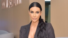 Kim Kardashian drinks celery juice for psoriasis