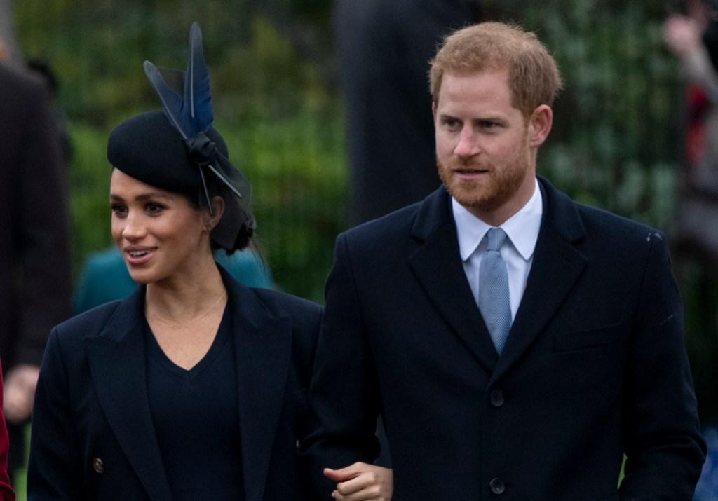 Meghan Markle Prince Harry aren't attending thomas markle jr wedding