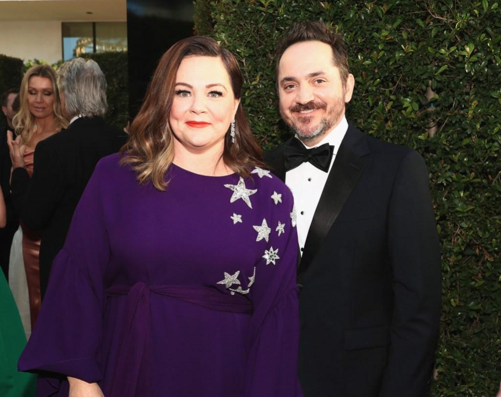 Melissa McCarthy, Ben Falcone, Golden Globes 2019