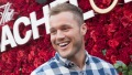 The Bachelor Colton Underwood first kiss
