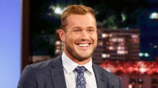 Bachelor Colton Underwood Shares Epic Throwback of Himself in High School