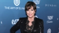Kris Jenner with bangs looks like Kim Kardashian