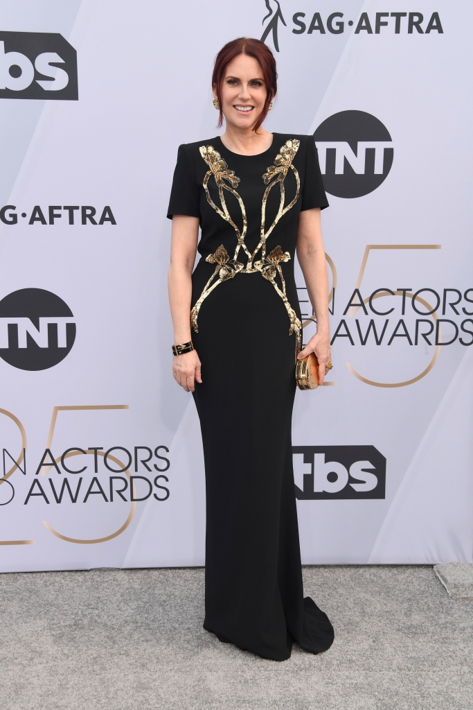 25th Annual Screen Actors Guild Awards host megan mullally