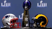 Who won the super bowl? New England Patriots faced off against the Los Angeles Rams